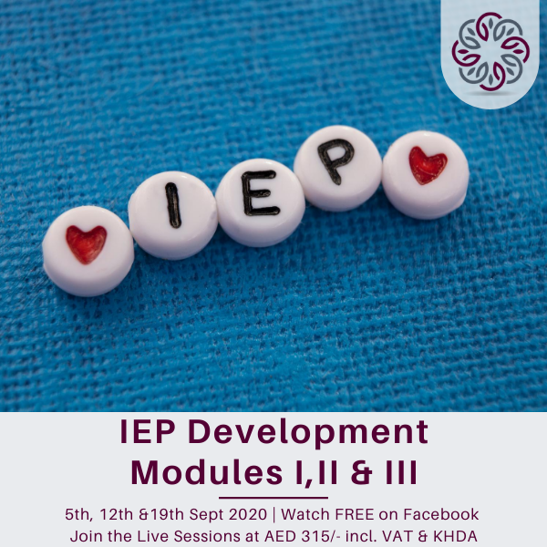 Developing an IEP