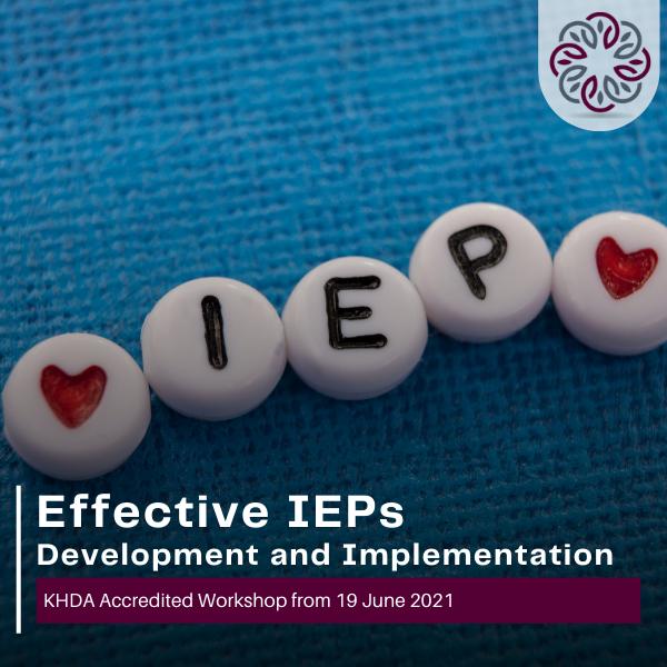 Effective IEPs: Development and Implementation