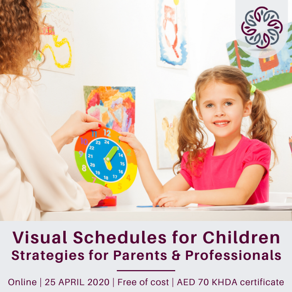 Visual Schedules for Children's Routines
