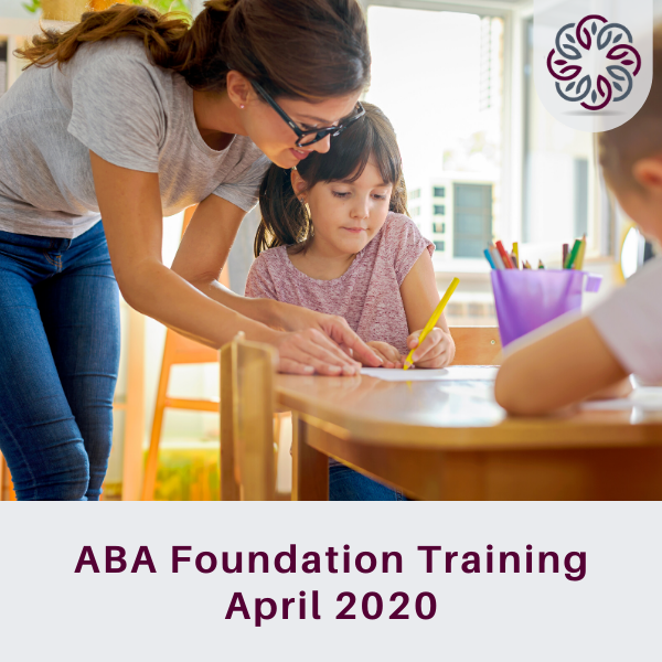 ABA Foundation Training - April 2020