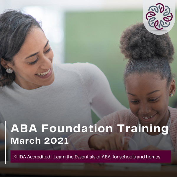 ABA Foundation Training - March 2021